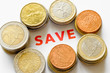 Euro, Cents and Save