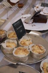 Muffins auf dem Markt