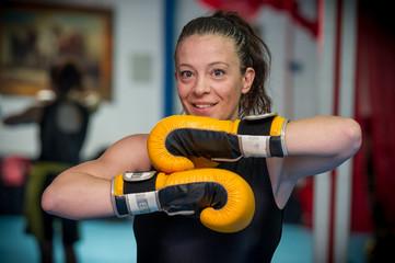 Atleti di king boxing - foto ©Yuri Laudadio