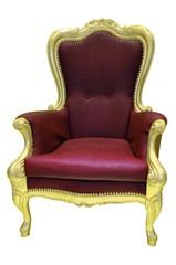 Barock Sessel, königlich
