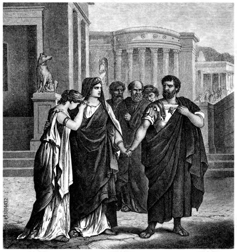 Ancient Rome : a Family : Patricians - 53014432