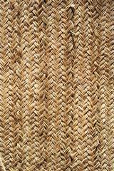 Estera de esparto, fibra vegetal