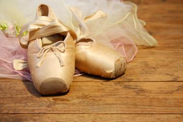 Tanzschuhe/ Ballett
