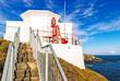 Lighthouse at Mizen Head, County Cork, Ireland
