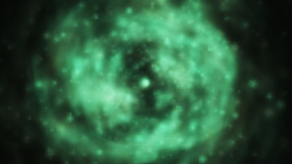 Spinning Cosmos