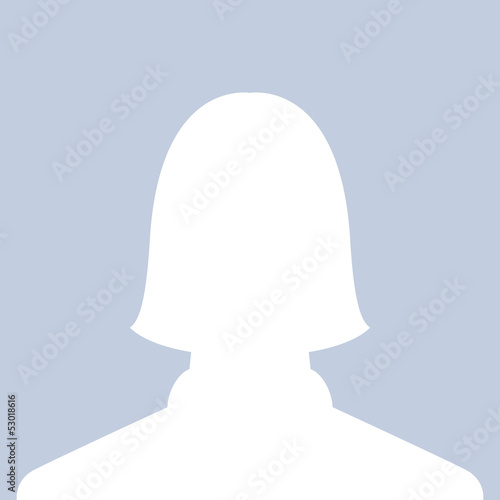 female profile picture