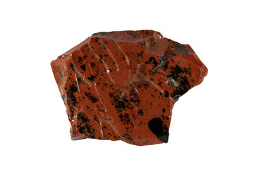 Brown obsidian