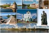 Russia, Pskov poster