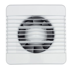 Fan on white