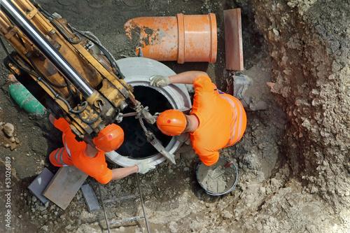 Tiefbauarbeiten - 53026889