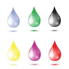 set of drops