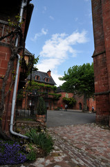 Placette - Collonges la Rouge