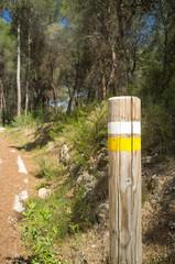 Hiking orientation