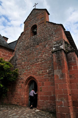 Chapelle - Collonges La Rouge