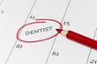 Appuntamento dal dentista
