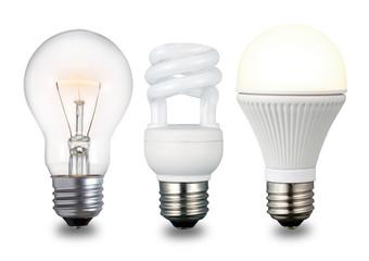 進化する電球