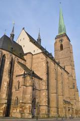 St. Bartholomäus Kathedrale in Pilsen, Tschechische Republik
