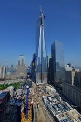 1 World Trade Center Construction