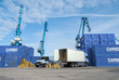 Docks, logistics