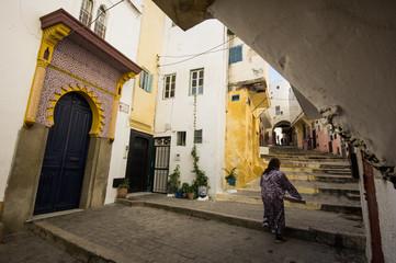 Street in Tangier