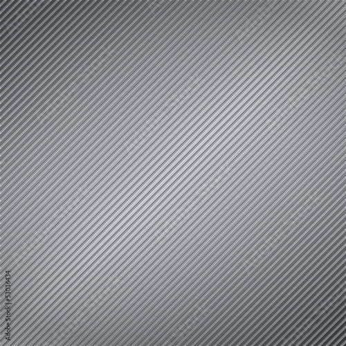 Abstract metal striped background