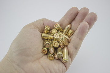 Handful of bullets