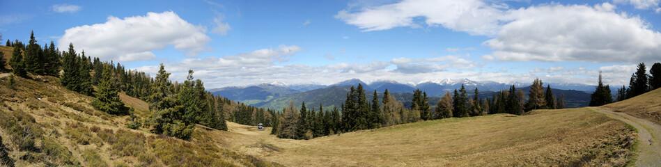 Alpenpanorama, Steiermark