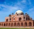 Humayun's Tomb. Delhi, India