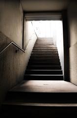 uscita sotterranea