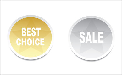 Stickers  - best choice and sale