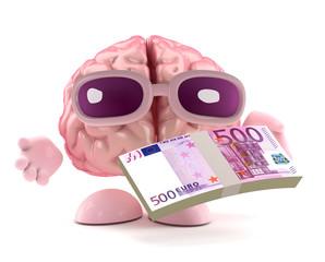 3d Brain has Euros on his mind