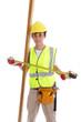 Apprentice builder carpenter