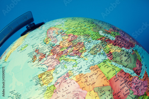 mediterranean globe
