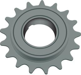 pignone rapporto bici
