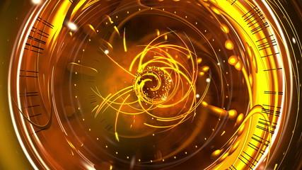 Energy Abstract Ball