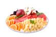 fruits isolated