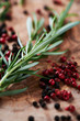 Rosemary and Peppercorns