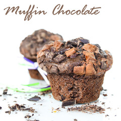 Muffin chocolate