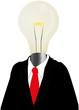 bulblamp man