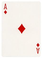 Playing Card - Ace of Diamonds