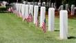 Memorial Day Cemetery