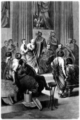 Ancient Rome : Patricians & Senators