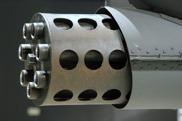 A-10 Thunderbolt II Gattling Gun