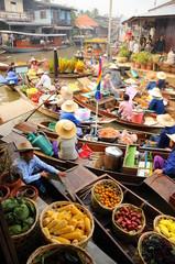 Amphawa Floating market,Thailand