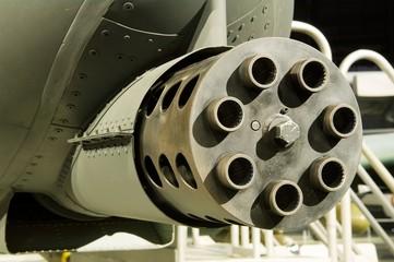 Thunderbolt II (A-10) Gattling Gun