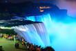Niagara Falls in colors