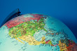 central america globe