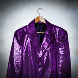 purple showbiz jacket