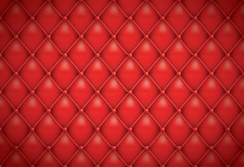 Red leather upholstery backgrounds