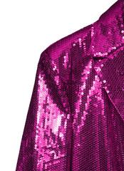 pink entertainer jacket